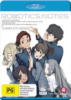 Robotics;Notes Complete Series (Blu-ray) AU