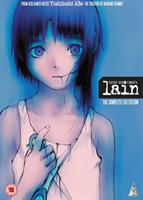 Serial Experiments Lain Collection (DVD) UK