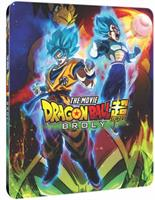 Dragon Ball Super the Movie: Broly Steelbook (Blu-ray) UK