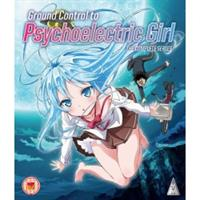 Ground Control to Psychoelectric Girl Complete Series (Blu-ray) UK