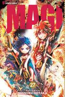 Magi: The Labyrinth of Magic Vol. 27 (Manga) US
