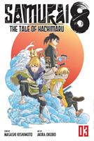 Samurai 8: The Tale of Hachimaru Vol. 3 (Manga) US