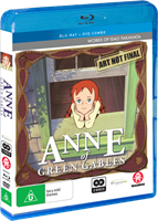 Anne of Green Gables DVD / Blu-Ray Combo (Blu-ray) AU