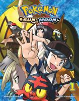 Pokémon: Sun & Moon Vol. 1 (Manga) US