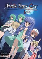 Higurashi: When They Cry - Rei Season 3 Collection (DVD) UK