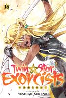 Twin Star Exorcists Vol. 16 (Manga) US