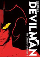 Devilman: The Classic Collection Volume 1 (Manga) US