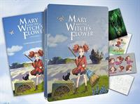 Mary and the Witch's Flower Steelbook (Blu-ray) UK
