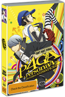 Persona 4: The Golden Animation Complete Series (Subtitled Edition) (DVD) AU