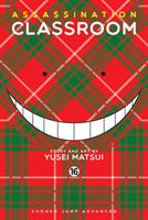 Assassination Classroom Vol. 16 (Manga) US
