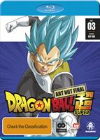 Dragon Ball Super Part 3 (Eps 27-39) (Blu-ray) AU