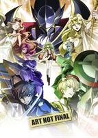 Code Geass: Lelouch of the Re;Surrection (DVD) AU