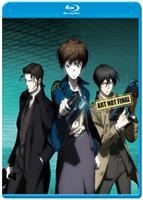 Psycho-Pass Complete Collection (Limited Edition) (Blu-ray) AU