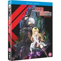Arifureta: From Commonplace to World's Strongest - Season 1 Limited Edition Combi (Blu-ray) UK