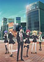 Chaos;Child Complete Series DVD / Blu-Ray Combo (Blu-ray) AU