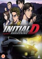 Initial D Legend 1: Awakening (DVD) UK