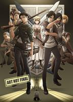 Attack on Titan - Season 3 Part 1 (Eps 38-49) (DVD) AU