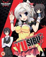 Yusibu [I Couldn't Become A Hero, So I Reluctantly Decided To Get A Job] Collection (Blu-ray) UK