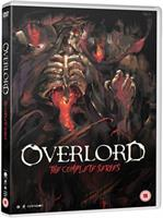 Overlord Season 1 Collection (DVD) UK
