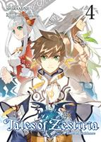 Tales of Zestiria Volume 4 (Manga) US