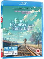 Makoto Shinkai Collection: Place Promised in Our Early Days/Voices of a Distant Star [Standard Edition] (Blu-ray) UK