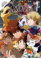 Digimon Adventure Tri The Movie Part 3 (DVD) UK