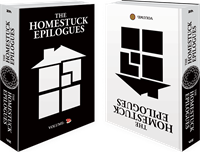 The Homestuck Epilogues (Manga) US