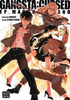 Gangsta: Cursed. Volume 2 (Manga) US
