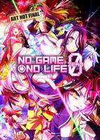 No Game No Life Zero (Blu-ray) AU