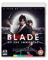 Blade Of The Immortal (Blu-ray) UK