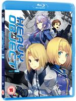 Heavy Object Part 2 (Blu-ray) UK