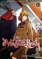The Ancient Magus' Bride Volume 10 (Manga) US