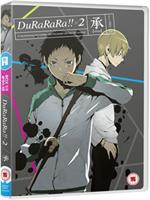 Durarara!! x2 Ten Collection (DVD) UK