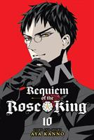 Requiem of the Rose King Vol. 10 (Manga) US