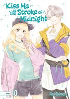 Kiss Me at the Stroke of Midnight 10 (Manga) US