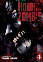 Hour of the Zombie Volume 4 (Manga) US
