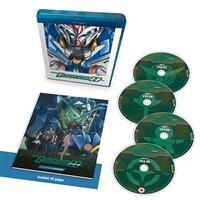 Mobile Suit Gundam 00: Part 2 - Collector's Edition (Blu-ray) UK