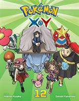 Pokémon X•Y Vol. 12 (Manga) US