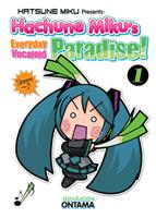 Hatsune Miku Presents: Hachune Miku's Everyday Vocaloid Paradise Volume 1 (Manga) US