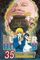 Hunter x Hunter Vol. 35 (Manga) US