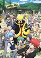 Assassination Classroom Complete Season 1 (DVD) AU