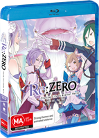 Re:Zero Starting Life in Another World Part 2 (Blu-ray) AU