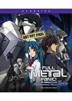 Full Metal Panic! The Second Raid Complete Series (Blu-ray) AU