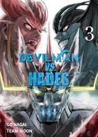 Devilman VS. Hades Volume 3 (Manga) US