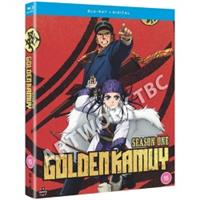 Golden Kamuy - Season 1 (Blu-ray) UK