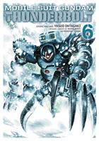 Mobile Suit Gundam Thunderbolt Vol. 6 (Manga) US