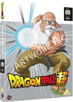Dragon Ball Super Part 9 (DVD) UK