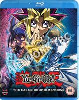 Yu-Gi-Oh! the Movie: Dark Side of Dimensions (DVD) UK