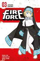 Fire Force 3 (Manga) US
