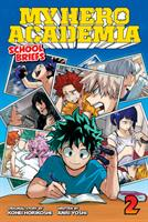 My Hero Academia: School Briefs Vol. 2 (Manga) US